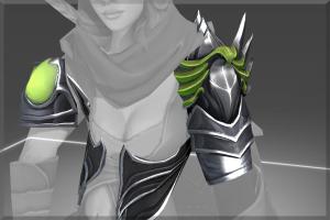 Pauldrons of Falconside Armor