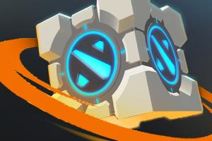 Portal - Кейсы Дота 2