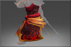 Robes of Blaze Armor - Кейсы Дота 2