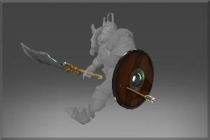 Salvaged Sword and Board - Кейсы Дота 2
