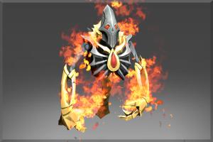 Sentinel of the Blackguard Magus - Кейсы Дота 2