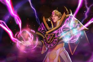 Загрузочный экран «Sinister Lightning»