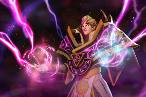 Sinister Lightning - Кейсы Дота 2