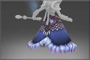 Skirt of Winter's Warden