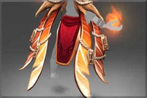 Skirt of the Vehement Plume - Кейсы Дота 2