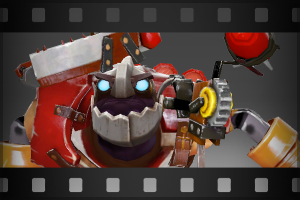 Насмешка: Do the Robot! - Кейсы Дота 2