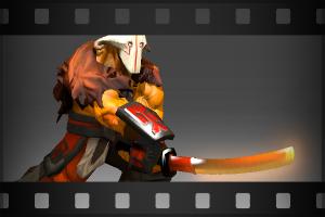 Насмешка: Sharp Blade - Кейсы Дота 2