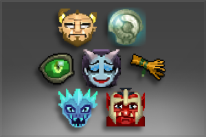 The International 2017 Emoticon Pack I - Кейсы Дота 2
