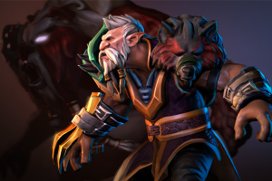 The Wolf Hunter - Кейсы Дота 2