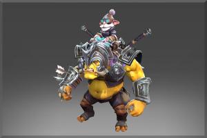 Набор «Toxic Siege Armor» - Кейсы Дота 2