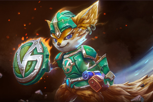 Vigilante Fox - Кейсы Дота 2