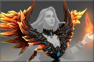 Wings of the Fireflight Scion - Кейсы Дота 2
